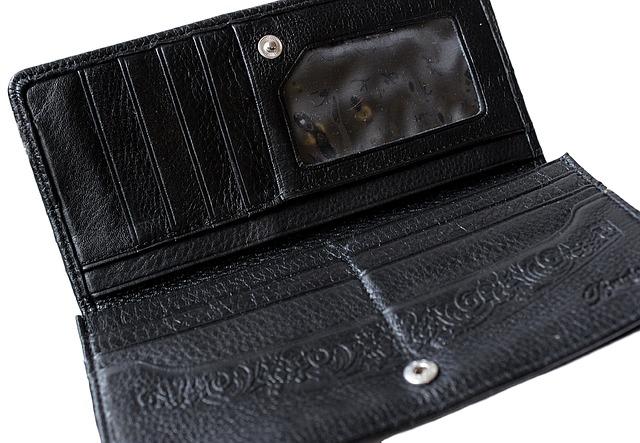 夢占い財布