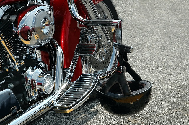 夢占いバイク