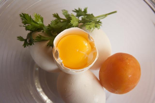 夢占い卵の黄身
