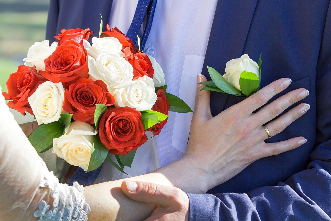 一白水星の結婚