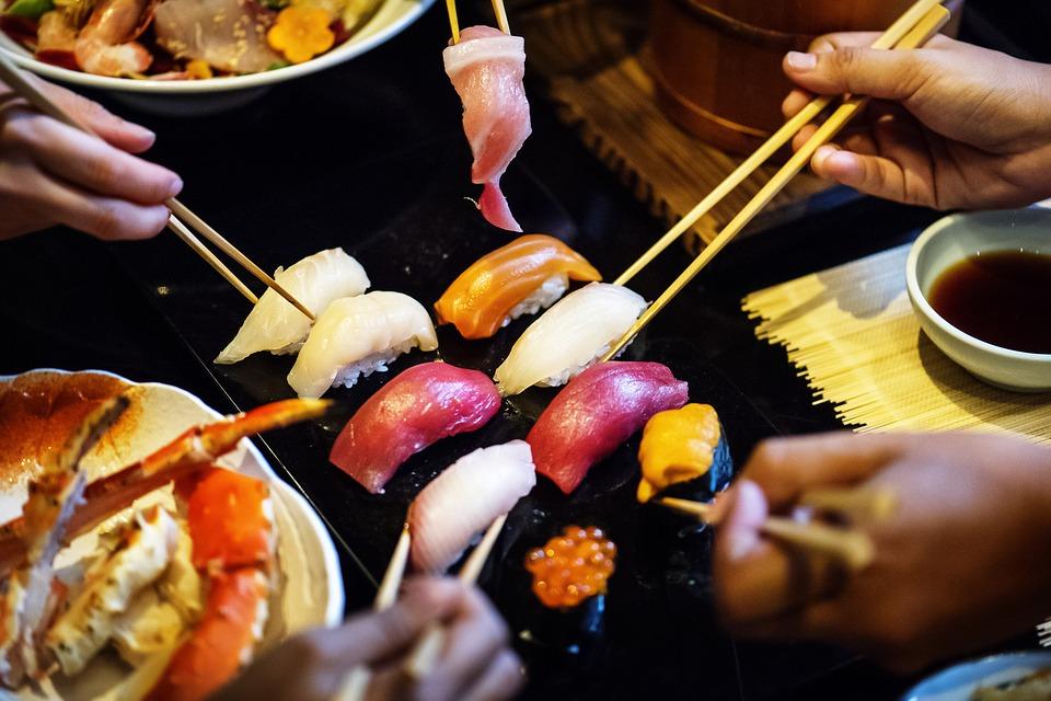夢占い寿司