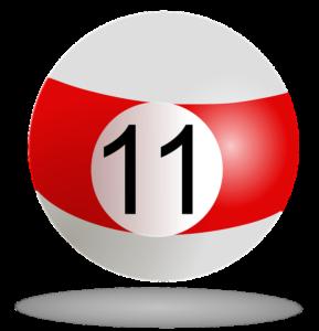 数秘術11の性格