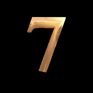 数秘術7の性格