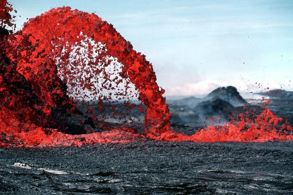 夢占い富士山 噴火する