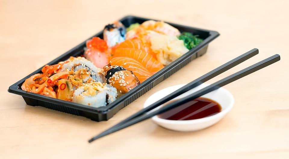夢占い寿司 もらう