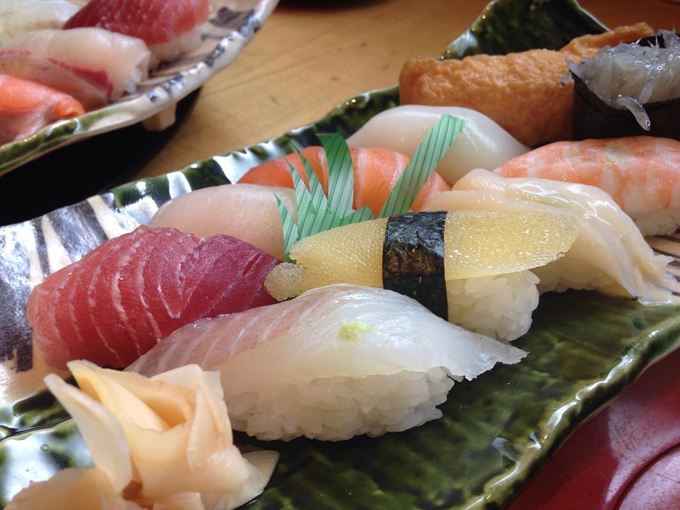 夢占い寿司 寿司屋にいる