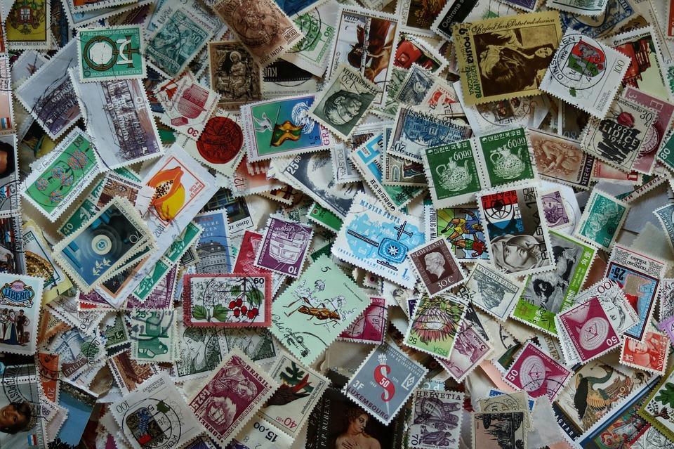 切手 はられてない夢