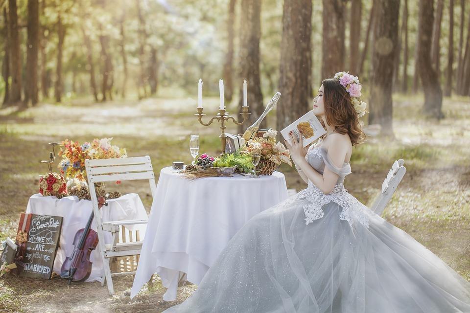 数秘密術6の結婚の傾向