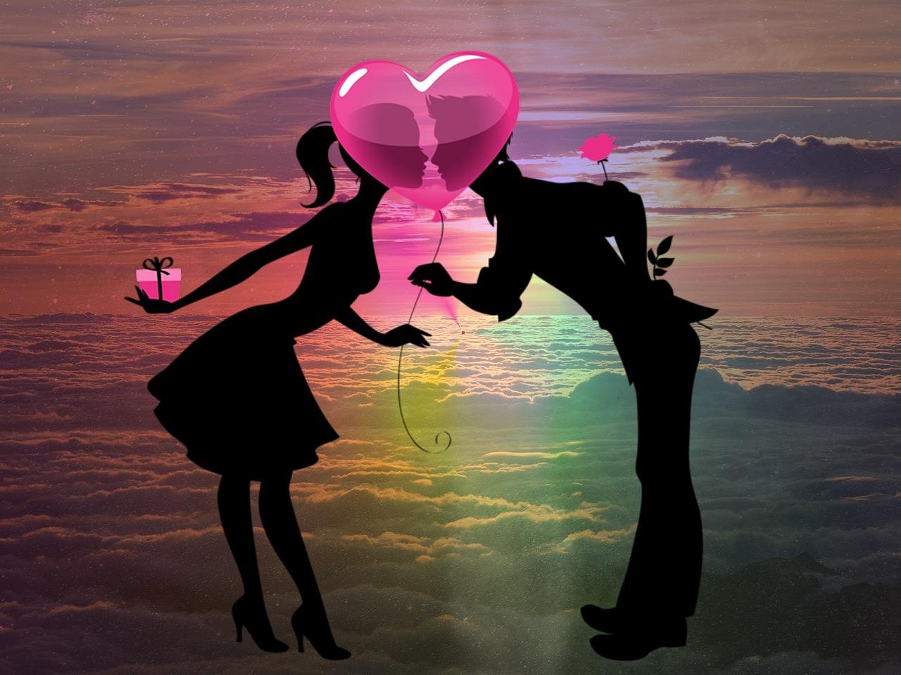 七赤金星の恋愛の傾向