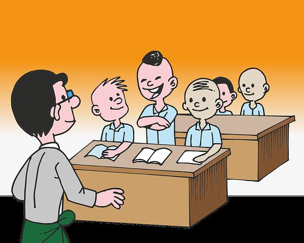 夢占い先生の意味4:先生が教えてくれる夢