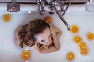 夢占い 風呂